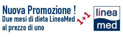 Promozione LineaMed 1+1