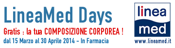 LineaMed Days 2014 - In farmacia !