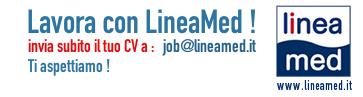 Lavora con LineaMed!